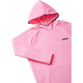 Reima Funtsi Hoodie Kids, neon pink